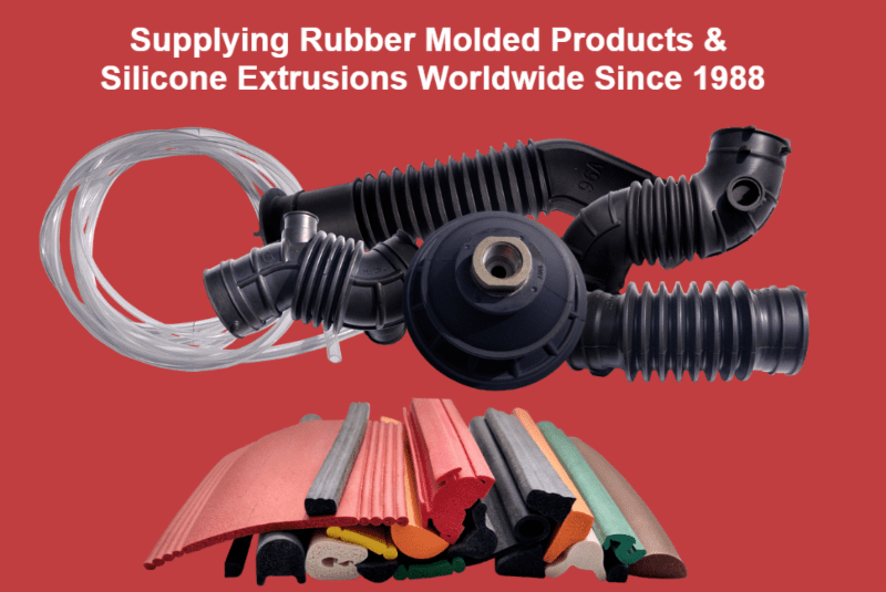 rubber molding companies in china