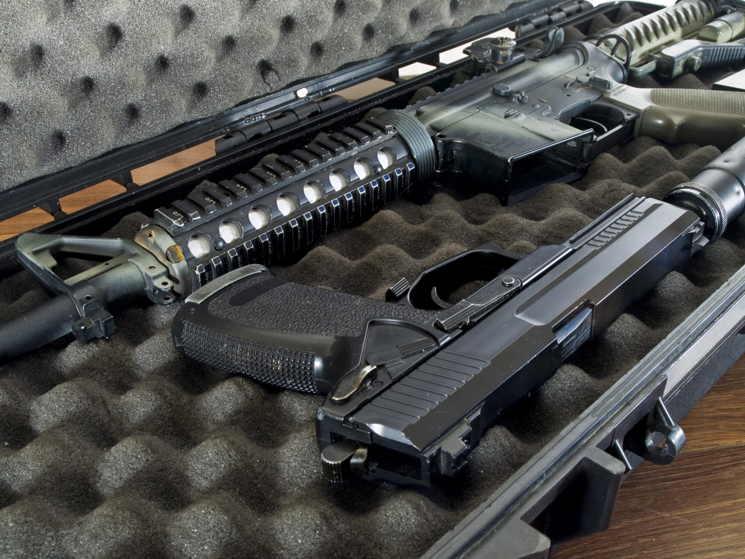 firearm rust prevention