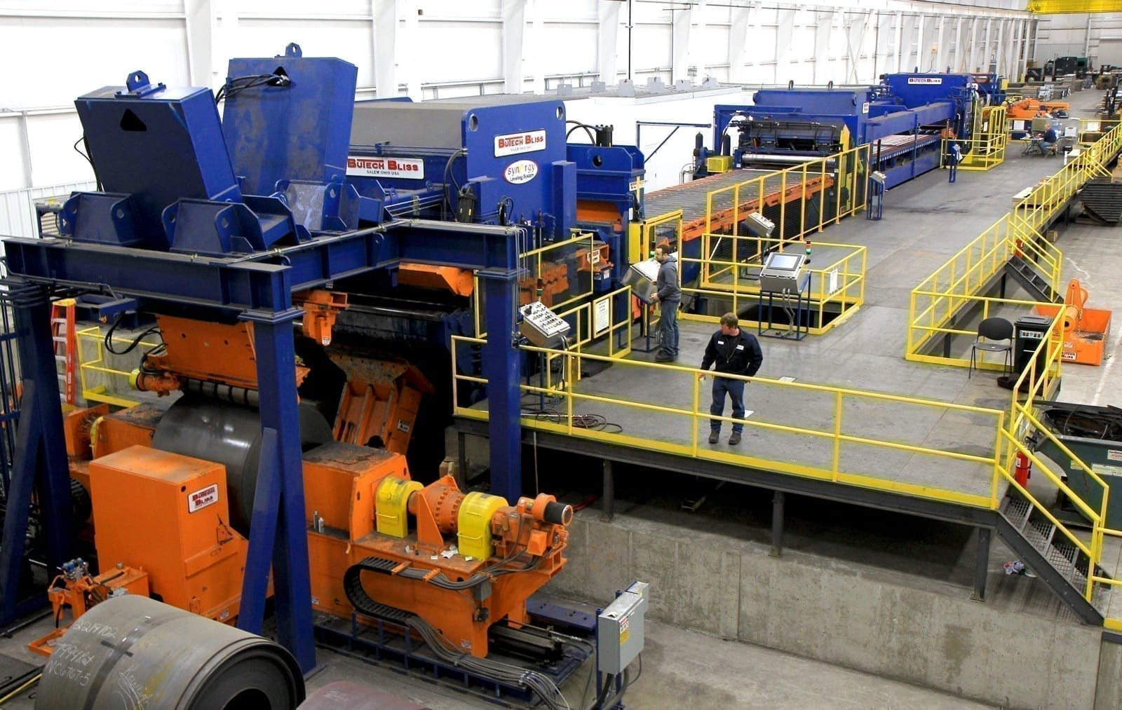 135 Years of Innovating Cut-to-Length Line Machinery