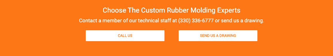 rubber to metal molding