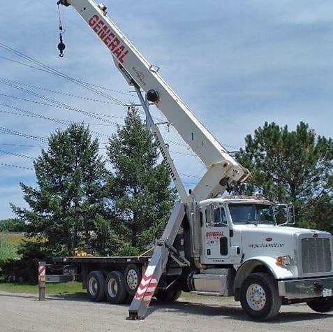 boom truck services