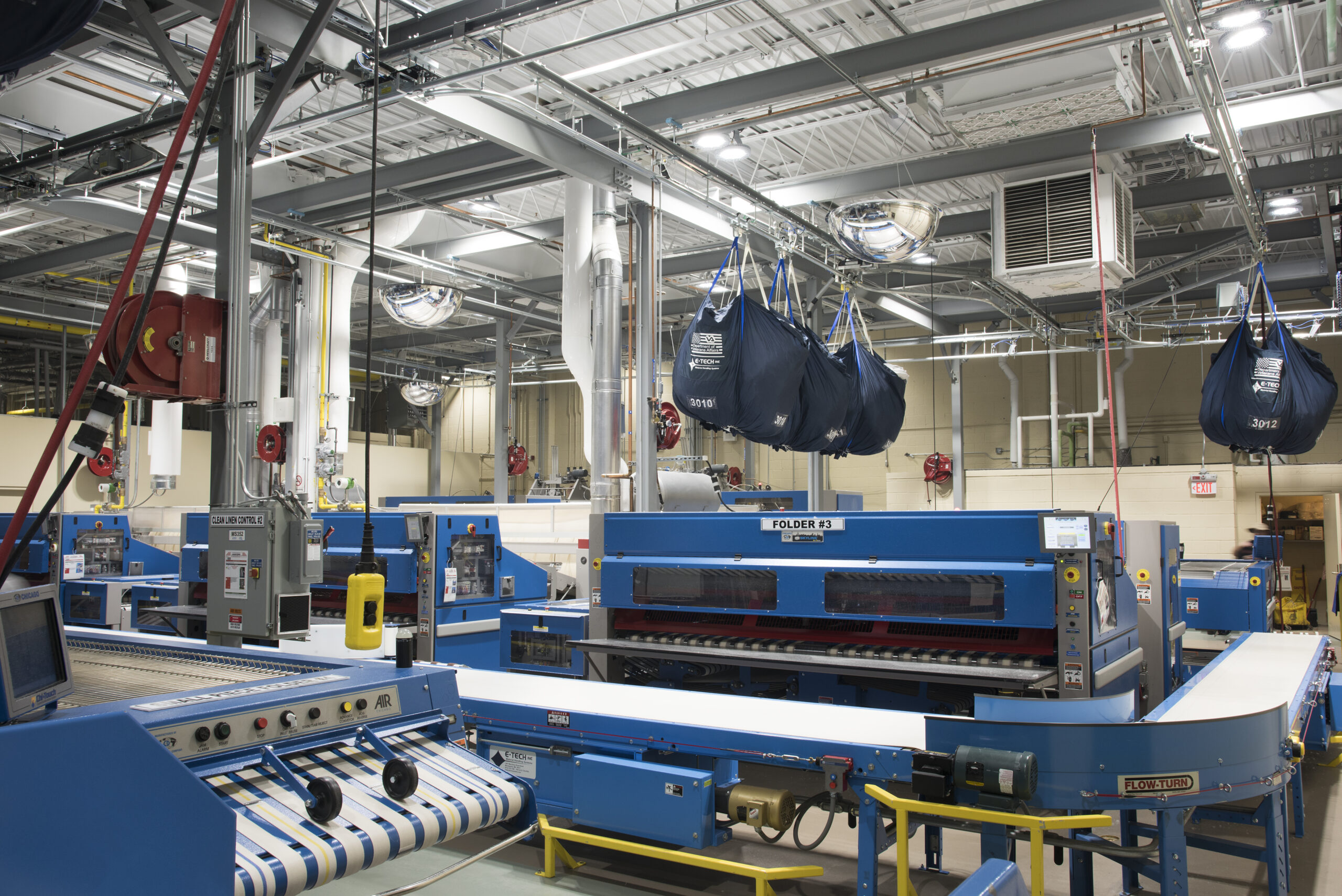 Top 5 Benefits of Choosing a Used Industrial Laundry Machine