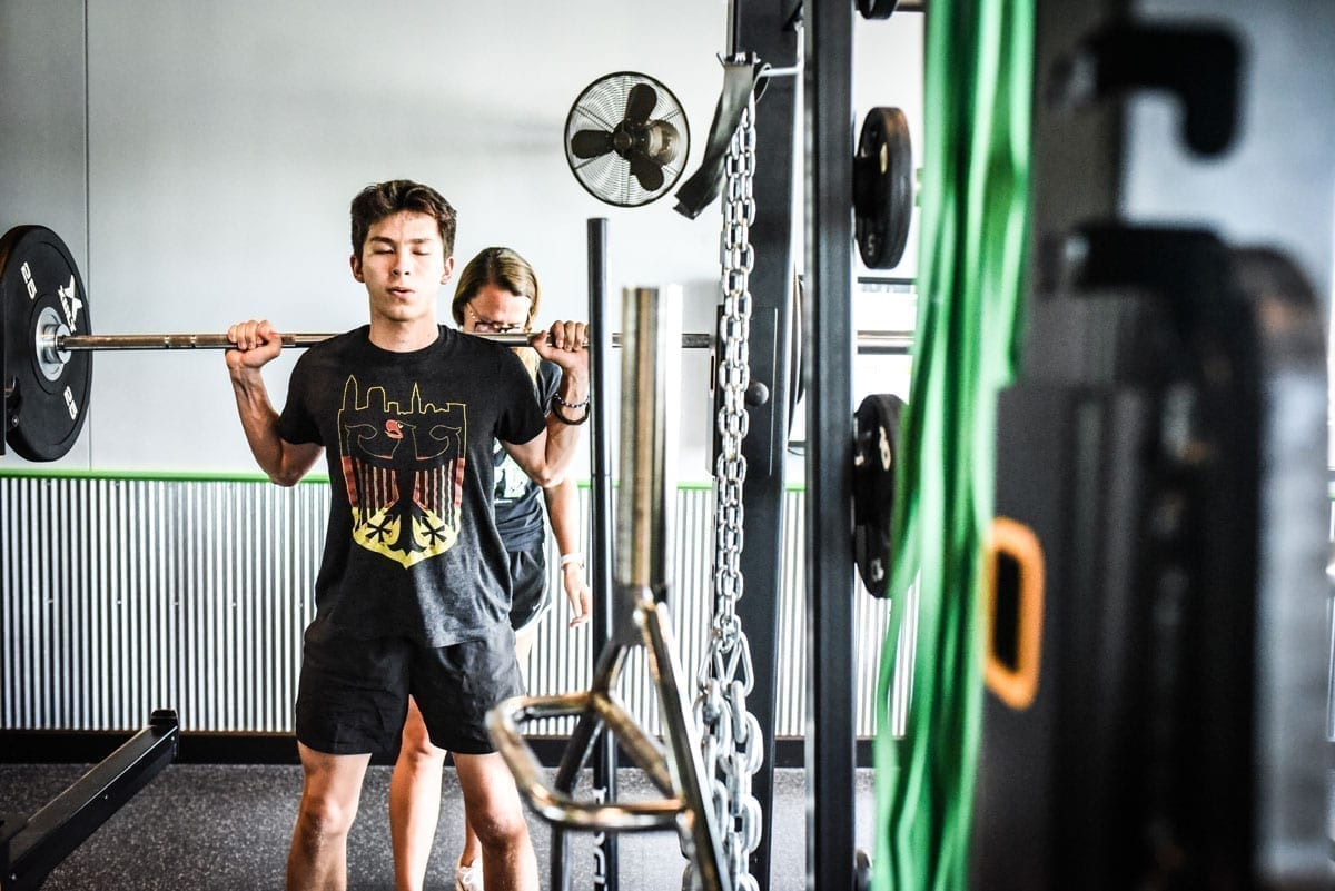 youth camps sports training